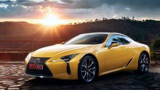 Pořízení ojetého Lexusu LC znamená úsporu miliónu korun. Přitom dostanete stále téměř nové kupé