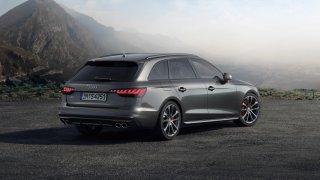 Audi S4 Avant TDI 2019 2