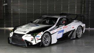 Lexus LC pojede 24 hodin na Nürburgringu za tým Toyota GAZOO Racing