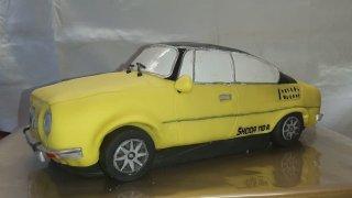 Škoda 110 R dort
