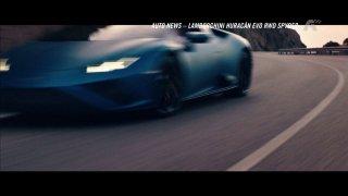 Auto news: Audi RS 5, Lamborghini Huracán EVO RWD Spyder, Porsche 911 Carrera S, Ford Mustang Mach-E