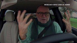Recenze Mercedesu E 300de Kombi