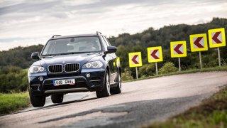 BMW X5 xDrive30d svezení