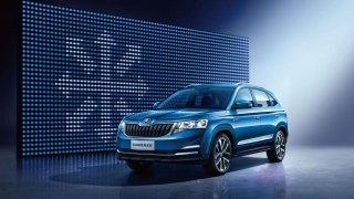 Nová Škoda pro Čínu se jmenuje KAMIQ