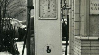 čerpací stanice