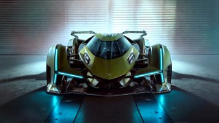 Formuli od Lamborghini pohání hybridní ústrojí s výkonem 808 koní. Řídit ji můžete z pohodlí domova