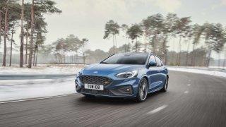 Ford Focus ST pro potěšení z jízdy