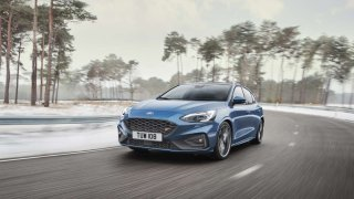 Ford Focus ST 2019 1