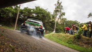 Škoda na Rally Bohemia sbírala úspěchy 2