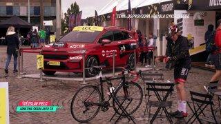 Reportáž o doprovodných vozidlech na cyklozávodech