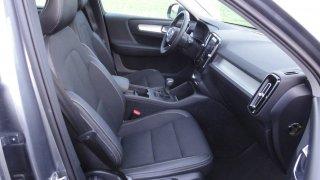 Volvo XC40 interiér 3