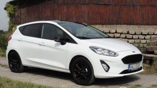 Bestseller v sedmém vydání - nový Ford Fiesta