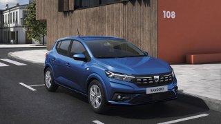 Nová Dacia Sandero zvládá losí test lépe než Škoda Octavia nebo Hyundai Tucson