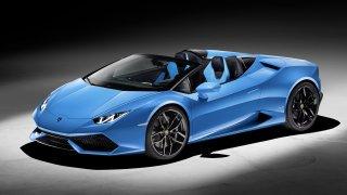 Lamborghini Huracán Spyder - Obrázek 1