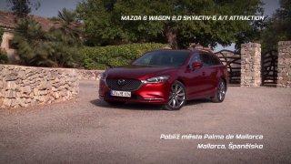 Recenze modernizované Mazdy 6 Wagon 2.0 Skyactiv-G A/T Attraction (repríza)