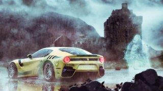 Jakými auty be jezdily postavy ze Hry o trůny? 1