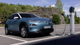 Hyundai modernizuje model Kona Electric
