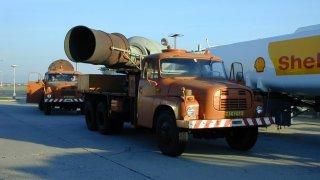 V Čechách je na prodej raritní nákladní tatra s motorem z MiGu-15. Jezdila až 150 km/h