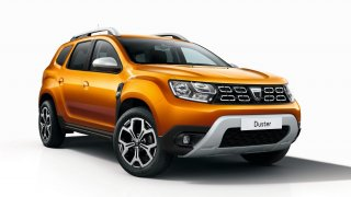 Dacia Duster 2018 2