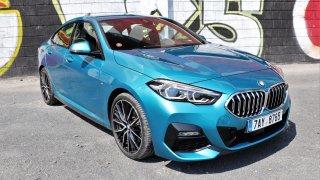 BMW 220d Gran Coupé