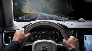 Volvo a Varjo smíšená realita