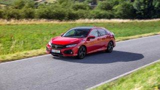 Nový Civic s dieselem nesežere ani 4 litry nafty!