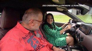 Recenze malého luxusního SUV DS 3 Crossback