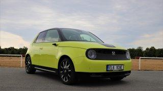 TOP 10 zajímavostí na novém elektromobilu Honda e