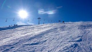 Fotr na sněhu Bulharsko