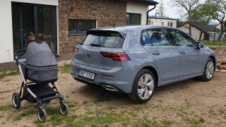 VW Golf býval malý zvenčí a velký uvnitř. Při srovnání s konkurencí to stále platí, ale o něco méně