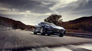 Koncept řady 8 ukazuje budoucí tvář BMW 11