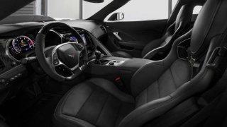 Chevrolet Corvette ZR1 kabrio 1