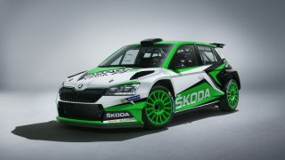 Škoda Fabia R5 inovuje