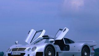 Mercedes-Benz AMG CLK GTR 3