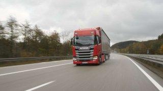 Nákladní Scania ovládla prestižní 1 000 bodový test