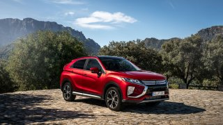Mitsubishi Eclipse Cross má ocenění RJC Car of the Year 2019
