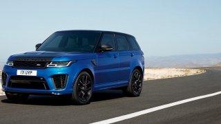 Range Rover vylepšil démonické SVR. Vypadá skvěle!