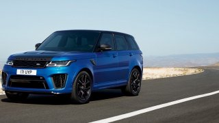 Range Rover Sport SVR 12