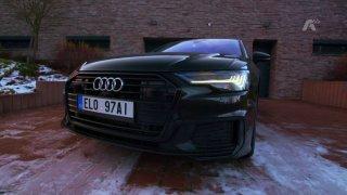 Recenze Audi A6 Avant 55 TFSI e quattro Ultra Sport