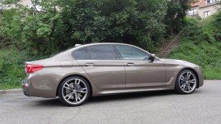 BMW M550d exterier 4