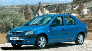 Dacia Logan se v roce 2004 začala prodávat za 199 900 Kč. Cenové dno ale měla v roce 2010 mnohem níž