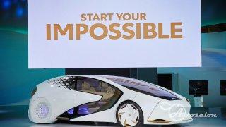 Toyota Concept-i 1