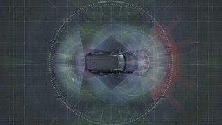 Volvo technologie pro autonomní řízení