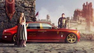 Jakými auty be jezdily postavy ze Hry o trůny? 2