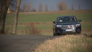 Recenze Volkswagenu Touareg V8 4.0 TDI