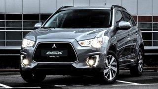 Mitsubishi ASX MY15