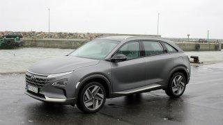 Hyundai Nexo FCEV exterier 4