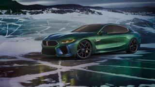 BMW Concept M8 Gran Coupé 2