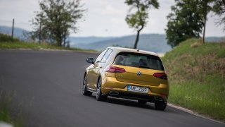 VW Golf 1.5 TSI Evo jízda 3