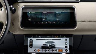 Uhlazené linie Range Roveru Velar. 3